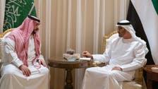 اماراتی ولی عہد اور شہزادہ خالد بن سلمان میں مشترکہ عسکری تعاون پر بات چیت