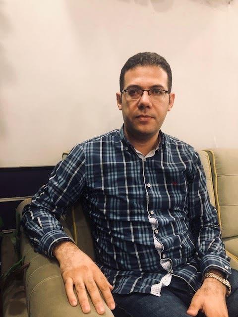 عماد علي عبد الحافظ