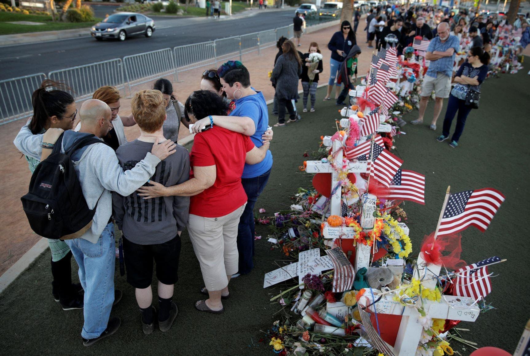 ذكرى مجزرة لاس فيغاس (أرشيفية)