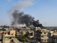 """ليبيا.. الجيش يشن هجوماً على مواقع """"الوفاق"""" في 4 مدن"""
