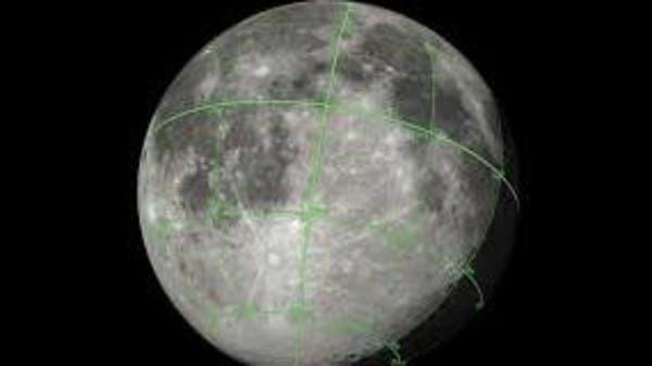 ناسا تطلق خريطة ثلاثية الأبعاد للقمر