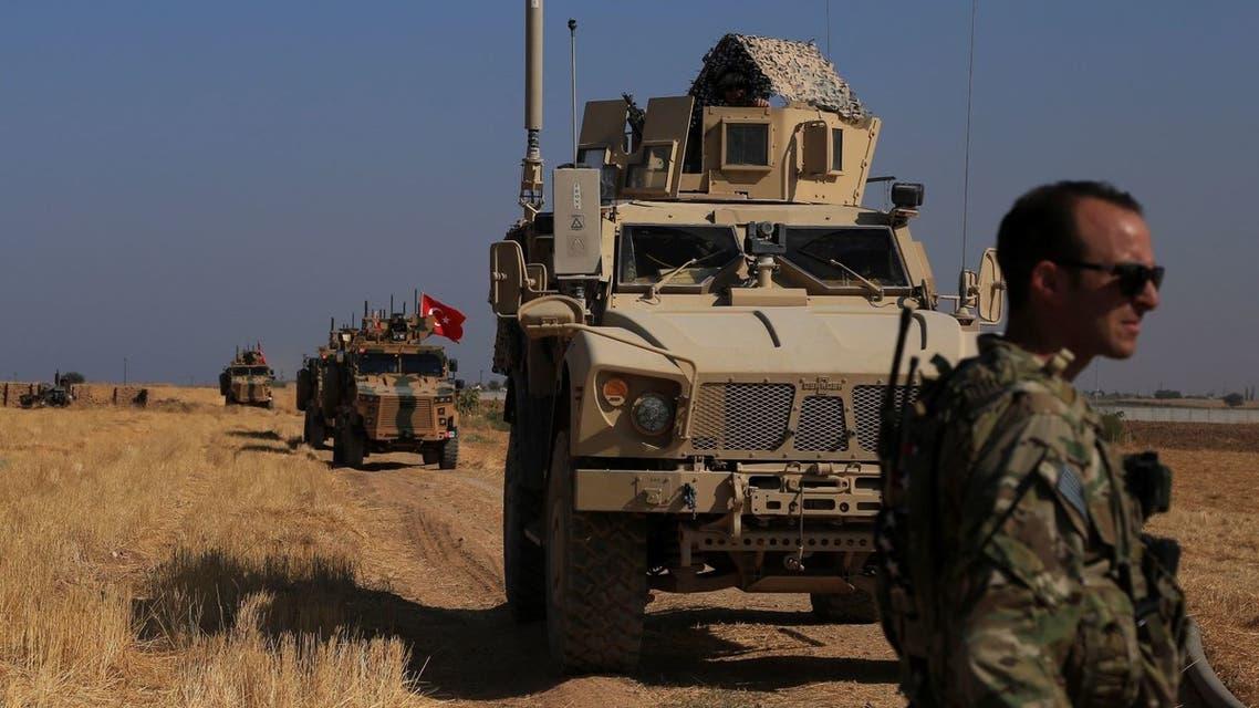 قوات أميركية وتركية