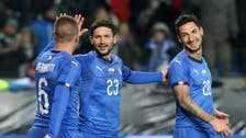 سينسي يخرج من حسابات المنتخب الإيطالي