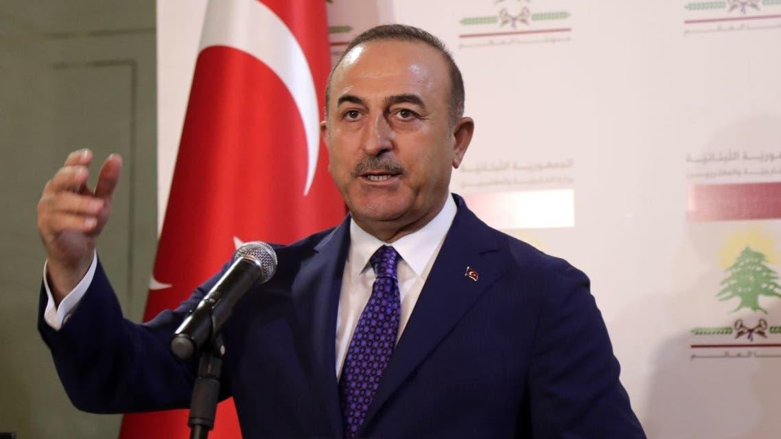 وزير الخارجية التركي تشاوش أوغلو
