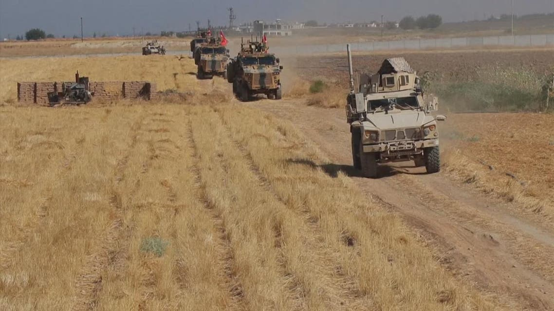 THUMBNAIL_ البيت الأبيض يعلن أن القوات الأميركية في شمال سوريا لن تتمركز بعد اليوم قرب الحدود التركية