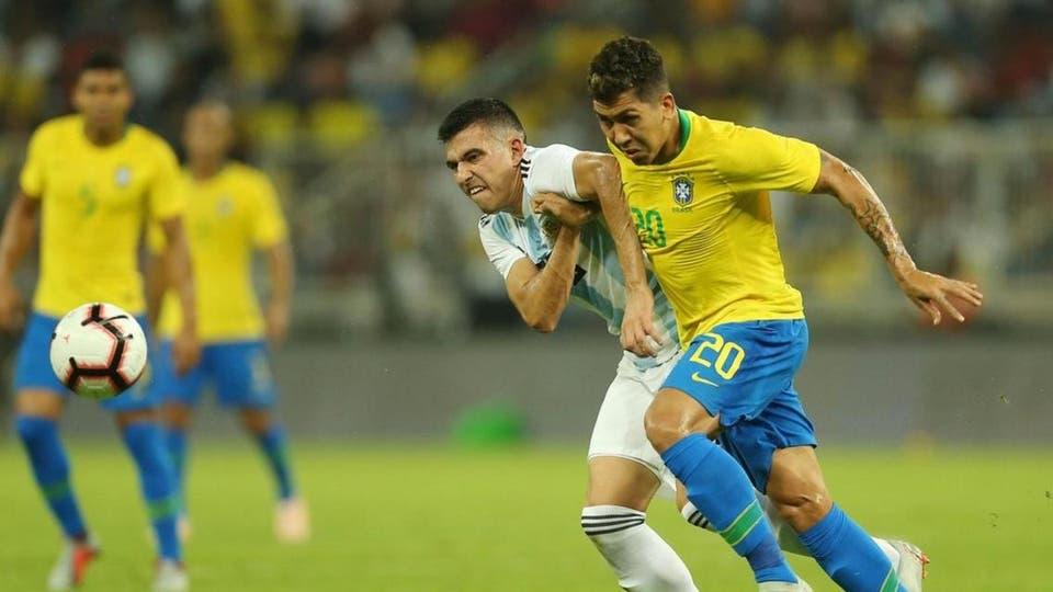 البرازيل والارجنتين موسم الرياض
