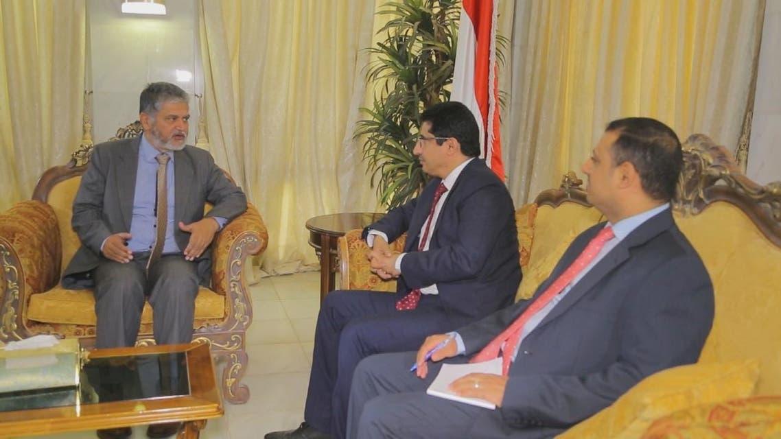 الشرعية تطالب الجنرال جوها بوقف المماطلة الحوثية
