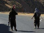 """الجيش التركي يشن غارات على """"الكردستاني"""" في العراق"""