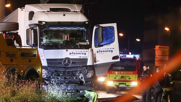 ألمانيا تحقق في دوافع سوري خطف شاحنة ونفذ هجوما