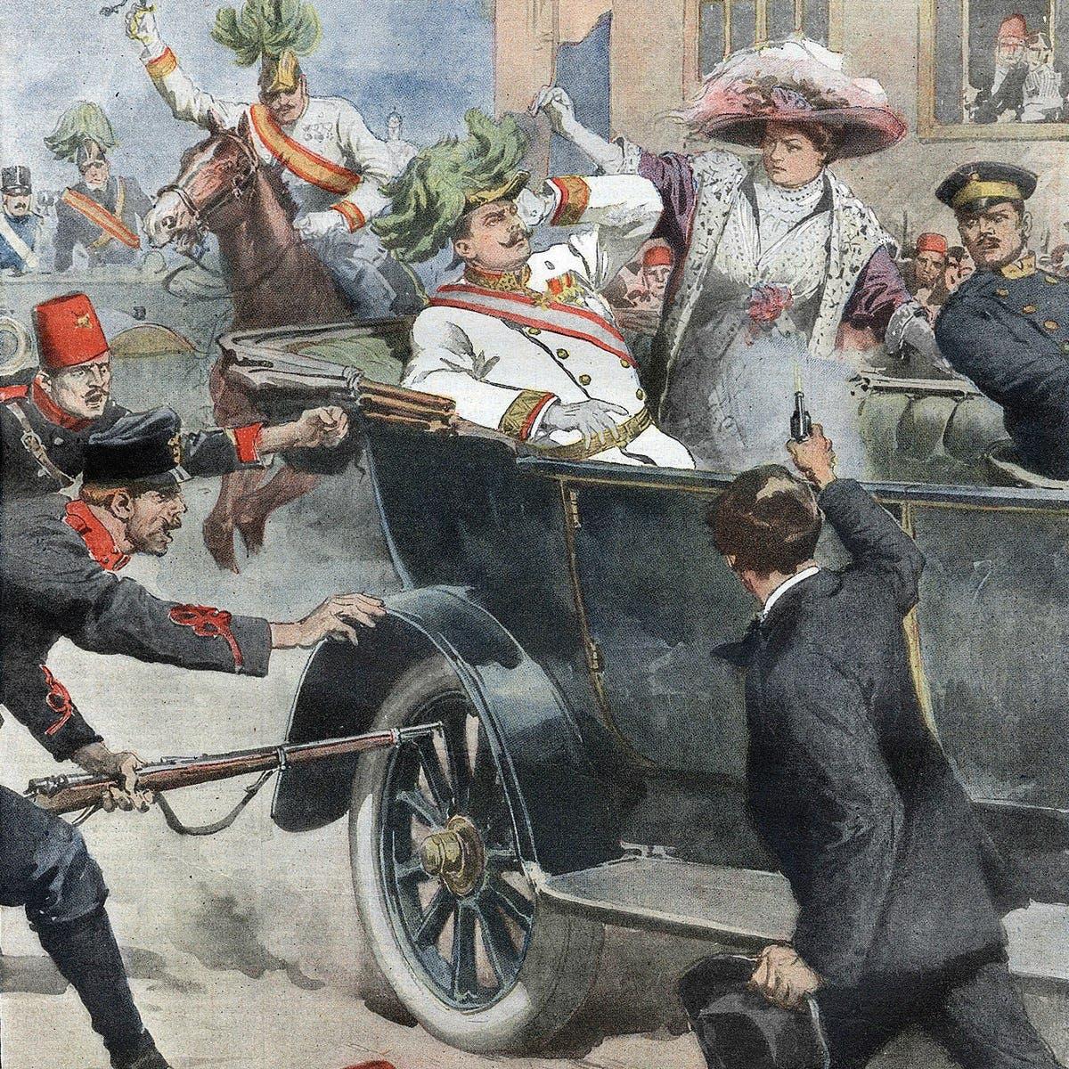 سيارة سلكت الطريق الخطأ وغيّرت وجه التاريخ!