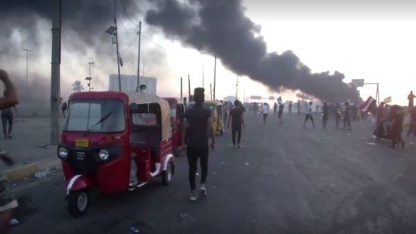 كيف أنقذ التوك توك متظاهري بغداد من نيران القناصة؟