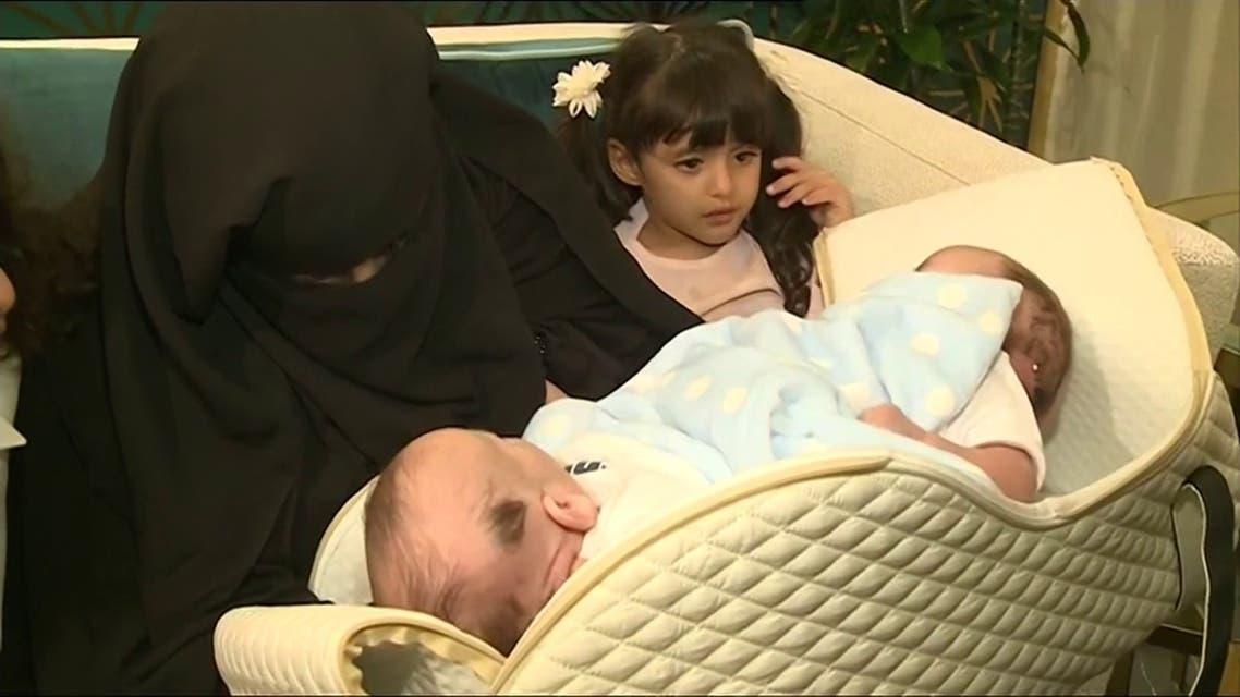 التوأم السيامي الليبي