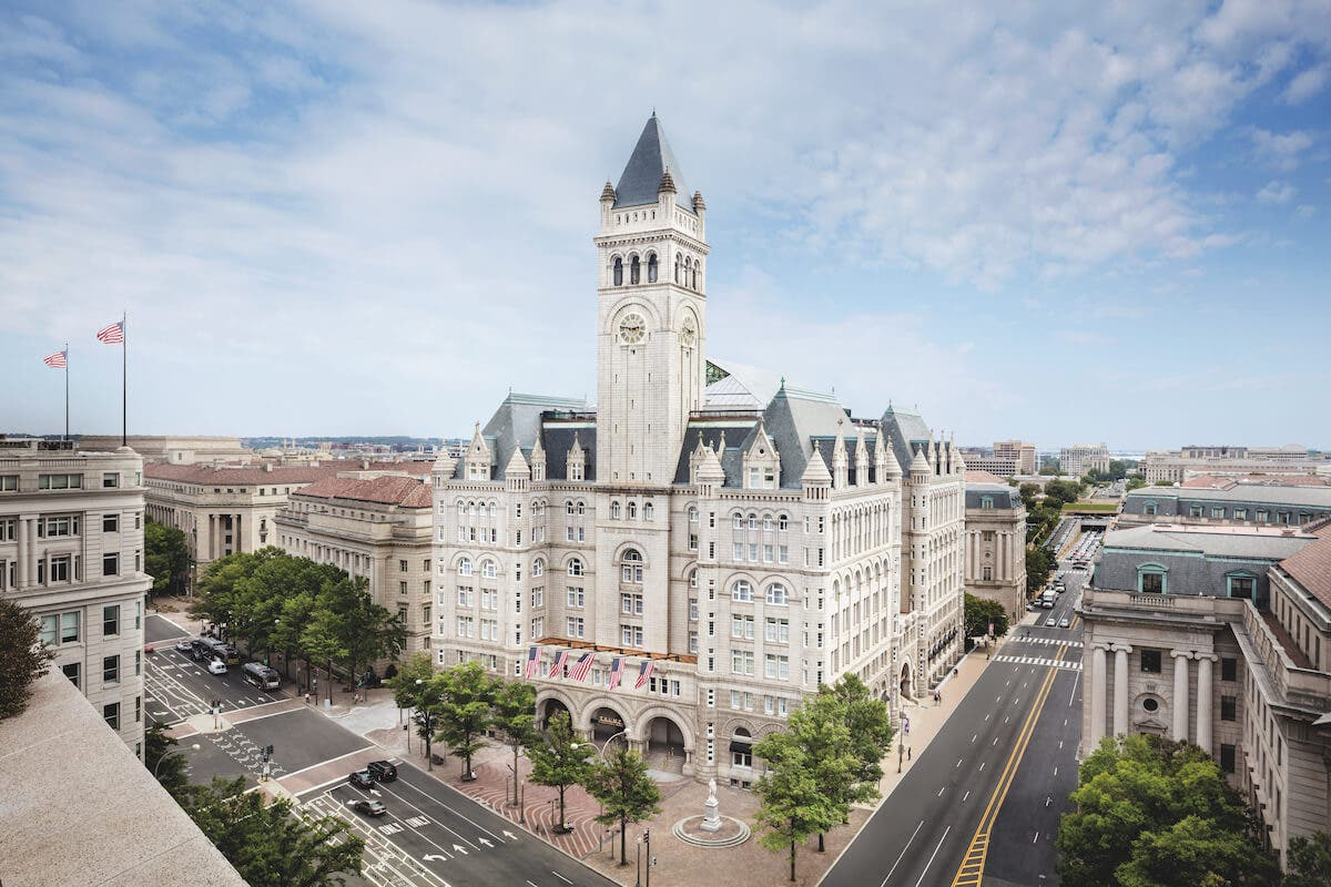 فندق ترمب الدولي - واشنطن
