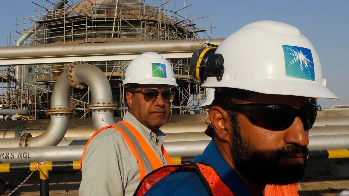 aramco workers AP