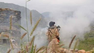 شاهد.. الجيش اليمني يحرر مواقع جديدة في معقل الحوثيين