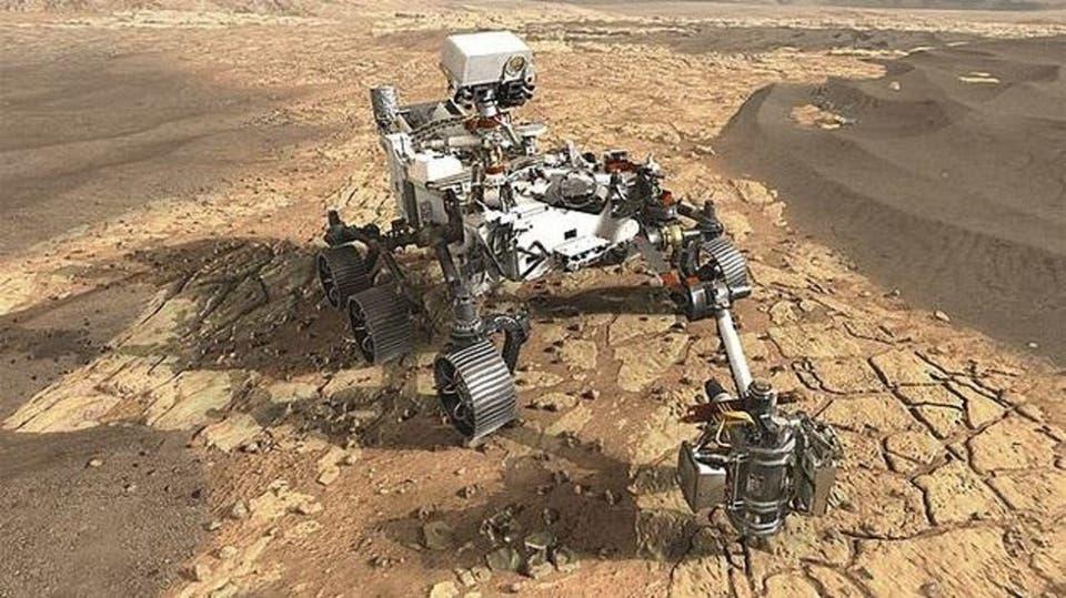 مهام روفر المريخ 2020