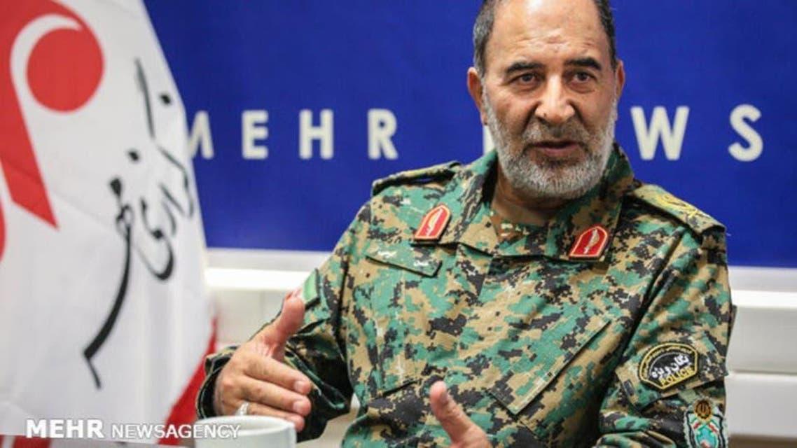 ایرانی جنرل حسین کرمی