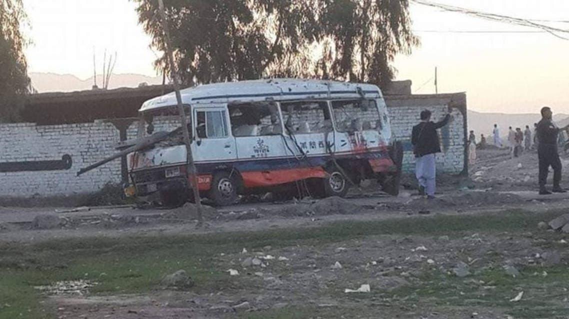 آمار قربانیان حمله انفجاری در شهر جلال آباد افغانستان افزایش یافت