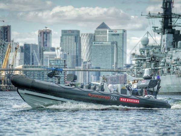 تجارب على قارب بريطاني يتخذ القرار دون تدخل بشري