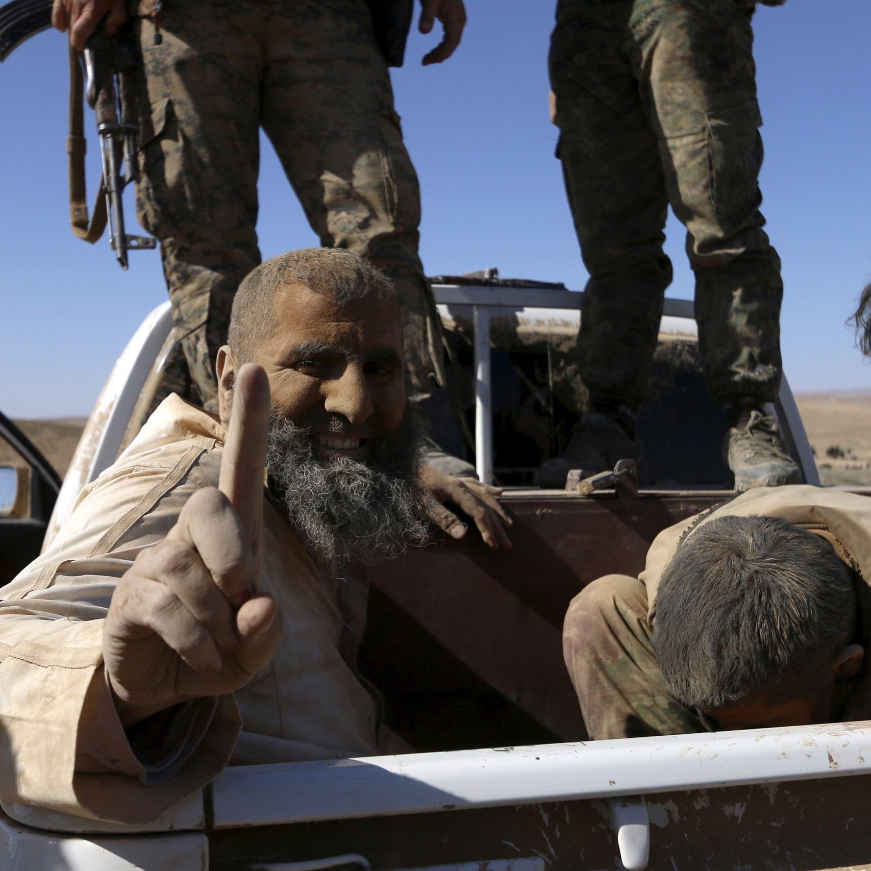 نقل معتقلي داعش من سوريا للعراق..