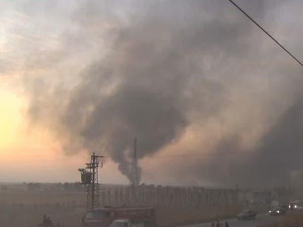 """مقتل 7 من """"قسد"""" و8 مدنيين في الهجوم التركي على سوريا"""