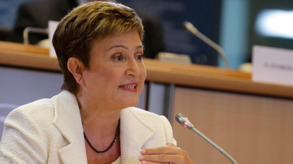 Kristalina IMF (AP)