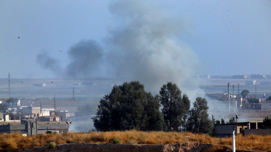 الهجوم التركي على شمال شرق سوريا