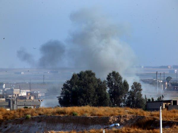 "تركيا تبدأ هجوماً برياً في سوريا.. و""قسد"" تتصدى"