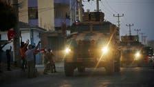 فصائل موالية لأنقرة: قوات تركية تحاصر رأس العين وتل أبيض