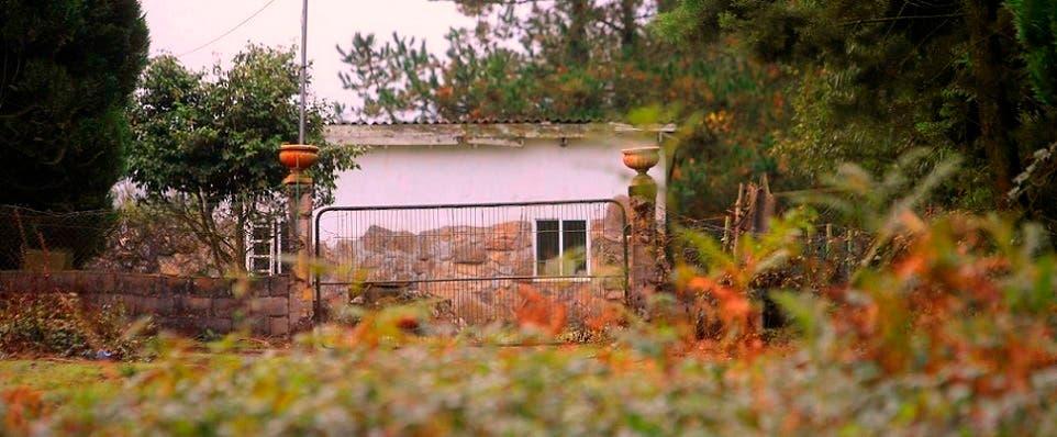 هنا في بيته المقيم فيه وحيدا وسط المزرعة المعزولة، انفردت به الكلاب