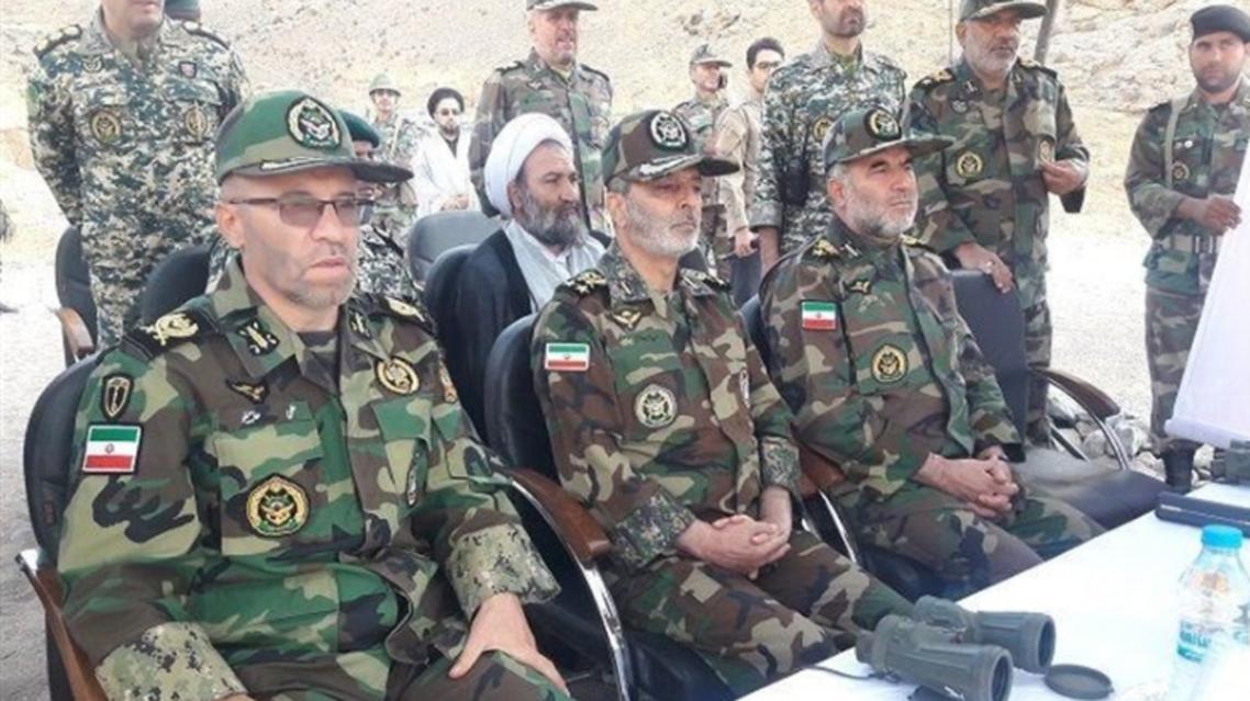 رزمایش اعلام نشده ارتش ایران در مرزهای شمال غربی این کشور