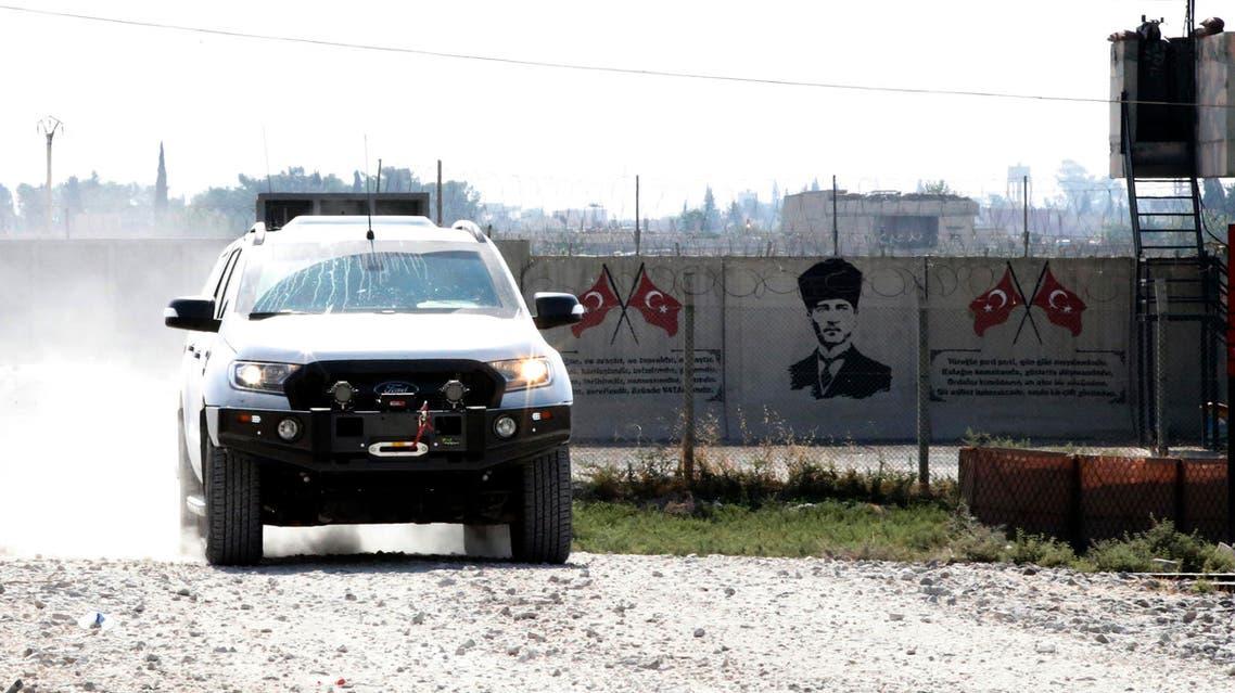 syria border turkey (AP)