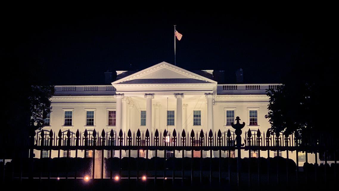 البيت الأبيض n