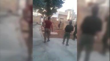 شاهد.. قوات سوريا الديمقراطية تقصف الجيش التركي بالهاون