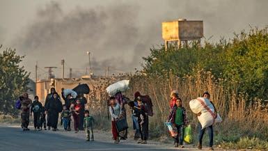قسد: الجيش التركي والفصائل الموالية له شردوا نصف مليون كردي
