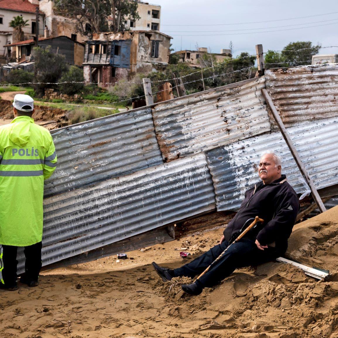 قبرص تبلغ أعضاء مجلس الأمن بقرار تركيا فتح ساحل فاروشا