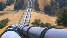 6 دول أوروبية تتلقى الغاز الروسي عبر الأنابيب