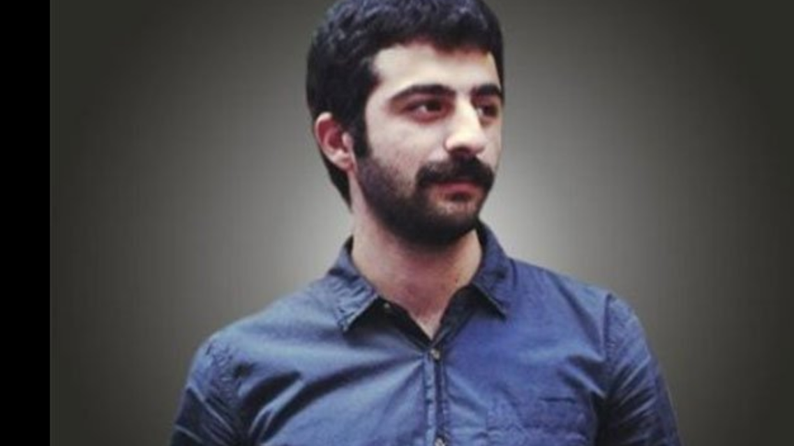 Turkish journalist Hakan Demir who was arrested for reporting that civilians were killed in the Turkish operations in Syria. (Twitter)