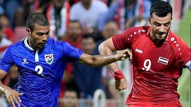 السومة يتألق.. ويقود المنتخب السوري للفوز على المالديف