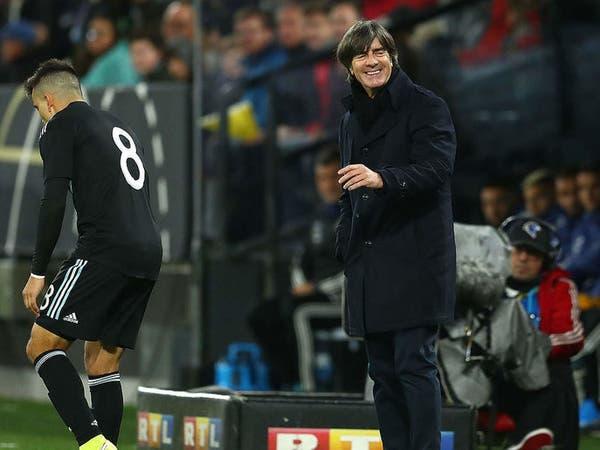 لوف راضٍ عن تعادل ألمانيا مع الأرجنتين