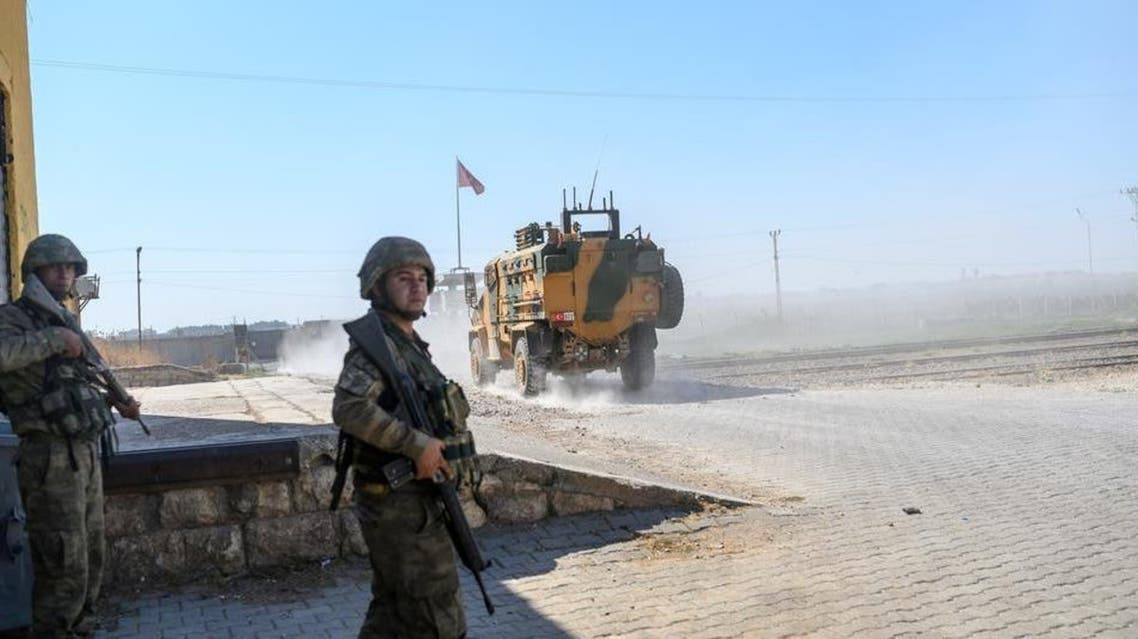 Turkey force