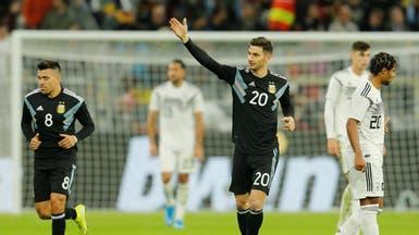 الأرجنتين تخطف تعادلاً مثيراً من ألمانيا