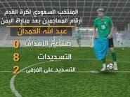 هجوم المنتخب السعودي.. 3 لاعبين سجلوا 4 أهداف