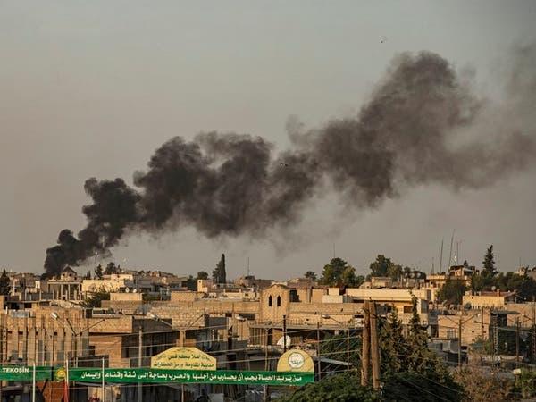 """القصف التركي.. مقتل 15 مدنياً و5 من """"قسد"""""""