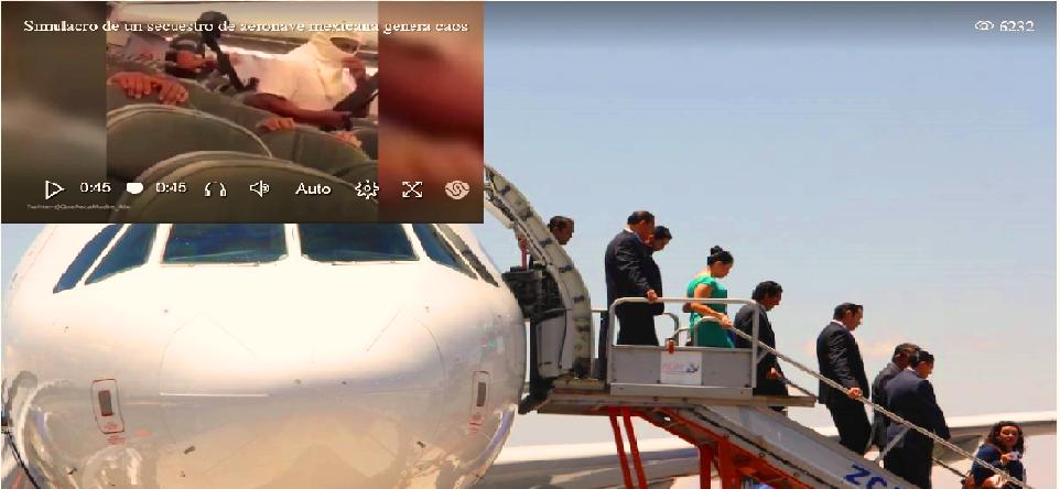 وبعدها نزل الجميع من الطائرة التي لم تغادر المطار، قبل وأثناء الخطف المحبوك