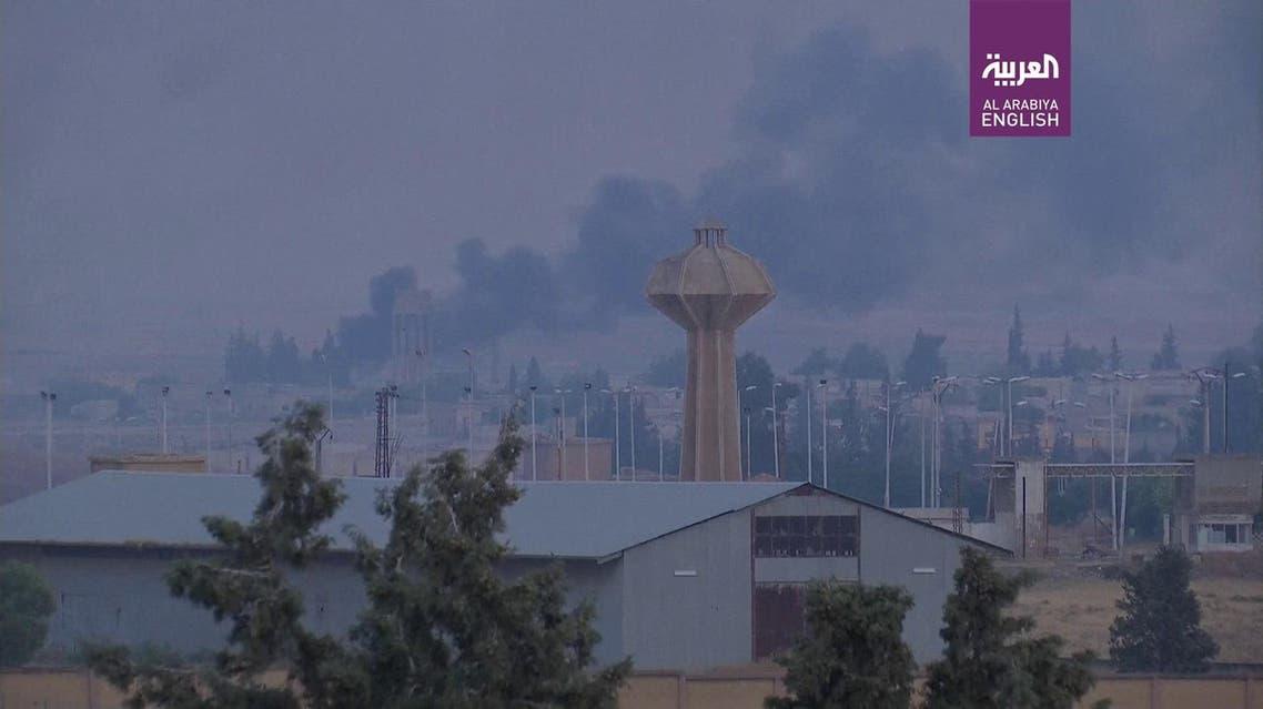 Turkish operation on northeastern Syria
