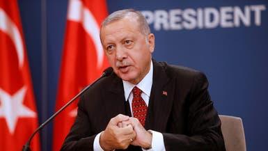 أردوغان: تركيا لن توقف عمليتها في سوريا