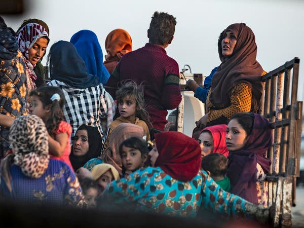 نزوح للأهالي بعد قصف فصائل موالية لتركيا بلدة بريف الحسكة