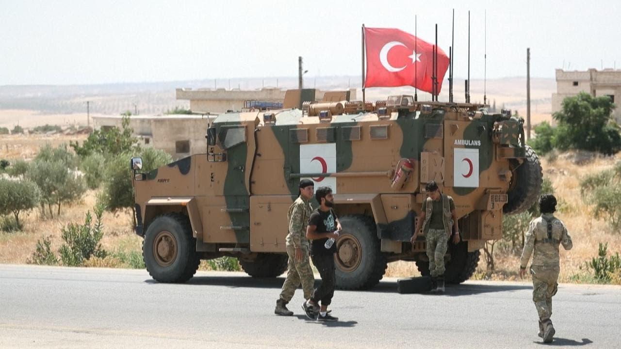 تعزيزات عسكرية تركية شمال سوريا