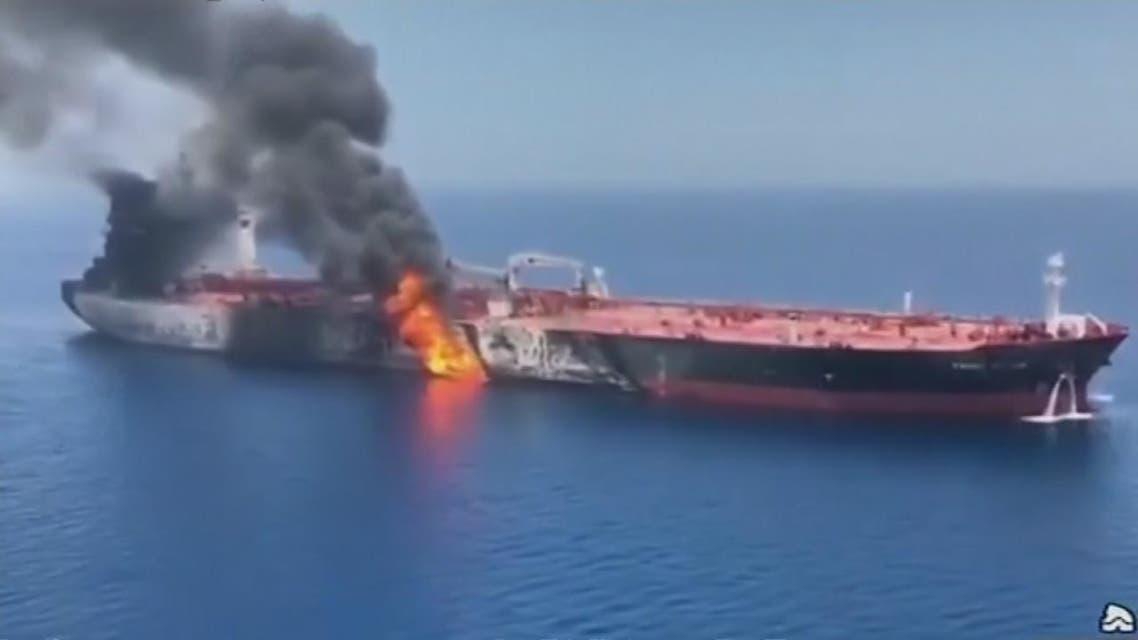 ناقلة النفط الإيرانية في البحر الأحمر.. قصة تخبط